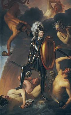 Painting - The Constancy Of Frederik Hendrik by Gerard van Honthorst