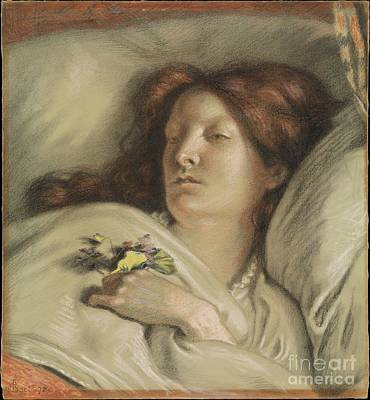 Convalescent Painting - the Convalescent by Celestial Images