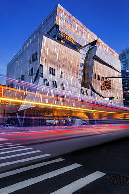 Photograph - The Cooper Union Nyc by Susan Candelario