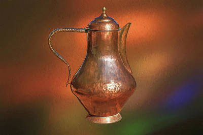 Photograph - The Copper Pot by Donna Kennedy