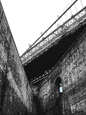 Photograph - The Corner Of Dumbo by Stan  Magnan
