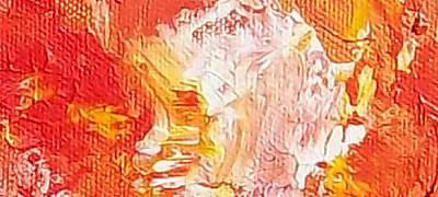 Spiritual Warfare Painting - The Council Number 2 by Pastor Matthew Brown
