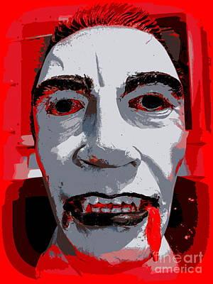 Dracula Digital Art - The Count by Ed Weidman