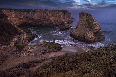 Photograph - The Cove by Laura Macky