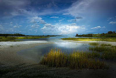 Stormy Weather Photograph - The Cove by Marvin Spates