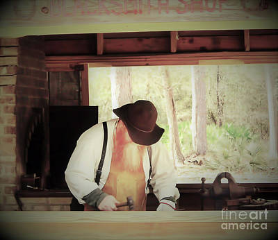 Photograph - The Craftsman by D Hackett