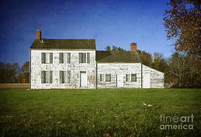 Photograph - The Craig House I by Debra Fedchin