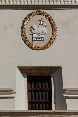 Photograph - The Crest Of San Juan The Baptist - 1 by Hany J