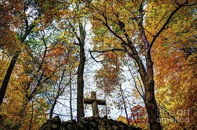 Photograph - The Cross by Deborah Klubertanz