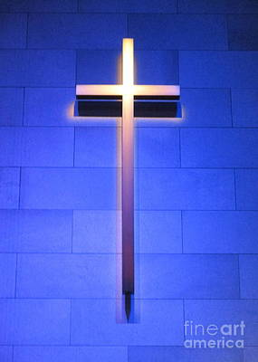 Photograph - The Cross by Randall Weidner