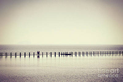 Photograph - The Crossing by Colin and Linda McKie
