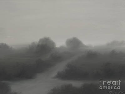Www.landscape.com Painting - The Crossroads by James Christopher Hill