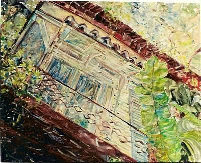 Painting - The Crown by Caroline Krieger Comings