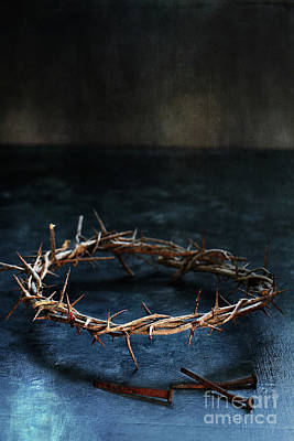Photograph - The Crown Of Jesus Christ by Stephanie Frey