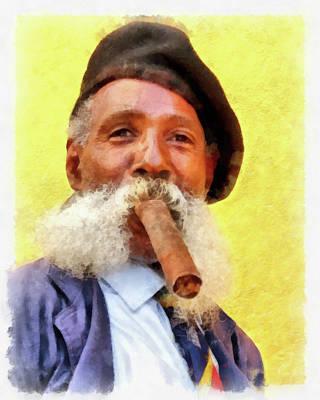 Photograph - The Cuban by Dawn Currie