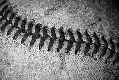 Photograph - The Curve Ball by David Patterson