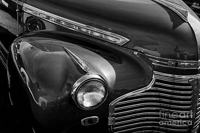 Photograph - The Curve Of The Fender by Kirt Tisdale