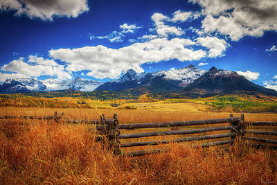 Photograph - The Dallas Divide by Rick Furmanek