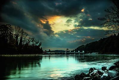 Photograph - The Dam by Holger Debek