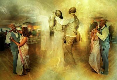 Photograph - The Dance by Reynaldo Williams