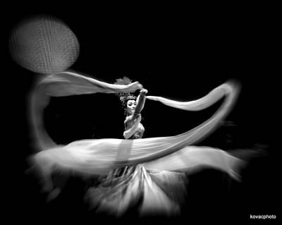 Photograph - The Dancer by David Kovac