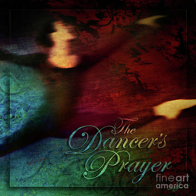 Mixed Media - The Dancer's Prayer by Shevon Johnson