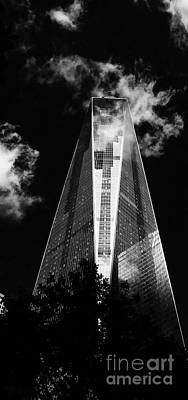 Photograph - The Dark Age Tower by Donato Iannuzzi