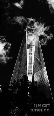 Photograph - The Dark Age Tower by Donato Iannuzzi