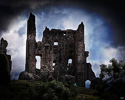Photograph - The Dark Keep by Chris Lord