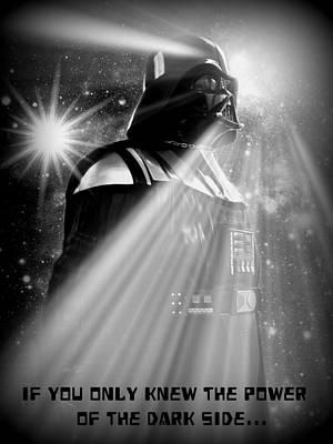 Photograph - The Dark Side by Aurelio Zucco