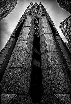 Photograph - The Dark Tower by Neil Shapiro