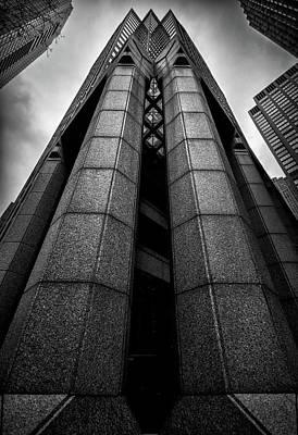 Photograph - The Dark Tower by Neil Shapiro