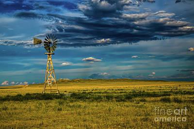 Photograph - The Dark Wind by Jon Burch Photography