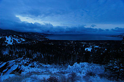 Photograph - The Dawn Of Winter by Sean Sarsfield