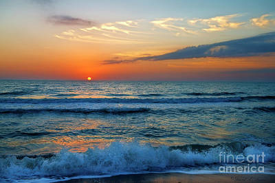 Photograph - The Day Ends by David Arment