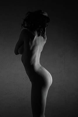Nude Photograph - The Day I Tried To Live by Blue Muse Fine Art