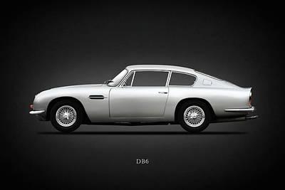 Photograph - The Db6 1968 by Mark Rogan