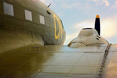 Photograph - The Dc3 Dakota  by JC Findley