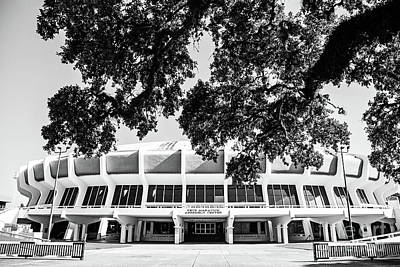 Photograph - The Deaf Dome - Bw by Scott Pellegrin