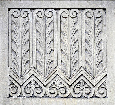 Photograph - The Deco's In The Details by Ethna Gillespie