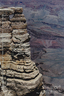 Photograph - The Depth Of The Grand Canyon by Kevin Montague