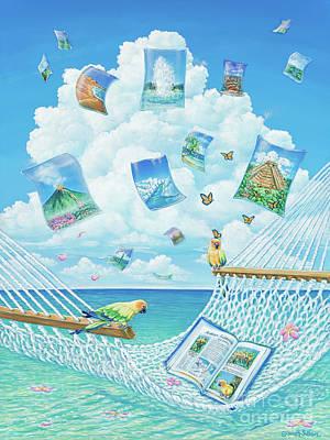 The Destinations Of A Dream Art Print