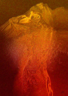 Devil Painting - The Devil Beelzebub by Joaquin Abella