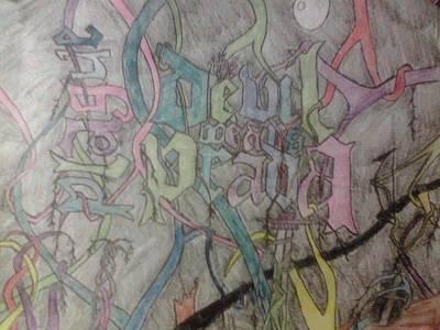 Prada Drawing - The Devil Wears Prada by Zach Droll