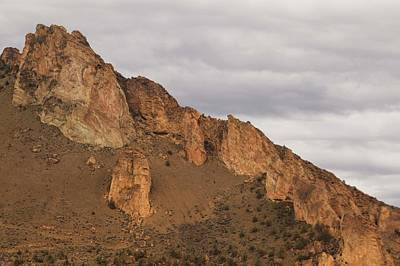 Photograph - The Different Faces Of Smith Rock - 1  by Hany J