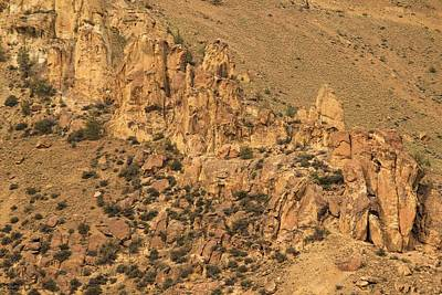 Photograph - The Different Faces Of Smith Rock - 2 by Hany J