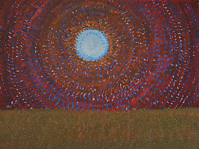 Painting - The Difficulty Of Crossing A Field Original Painting by Sol Luckman