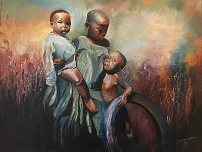 The Dilemma Of The African Child 1 Original
