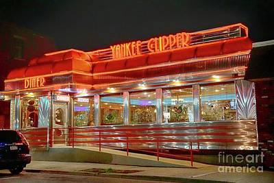 Photograph - The Diner by Scott Harrison