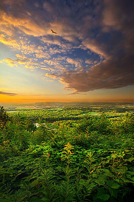 Photograph - The Distance Between Here And Now by Phil Koch